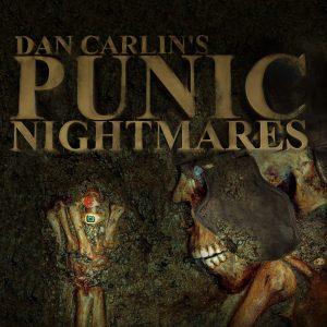 Punic Nightmare Audio Book Art
