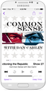 Common Sense with Dan Carlin Podcast RSS Feed